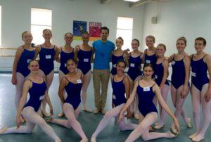 Master Class with Robert Fairchild